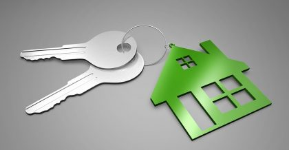 This set of keys is a representation of you succesfully moving to Bergen County, to enjoy your new home.