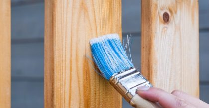 you should paint by yourself if you want to decorate home on a budget