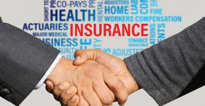 Moving insurance is a handshake with safety.