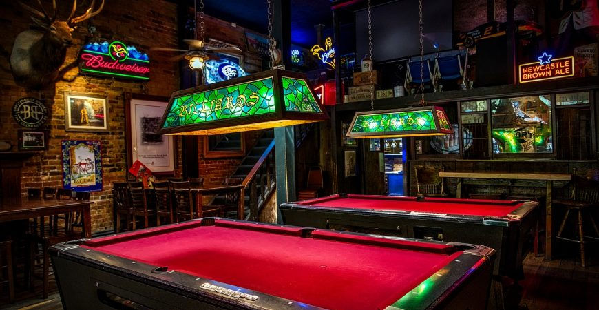 Entrust your pool table move to a reliable pool table mover in NJ.