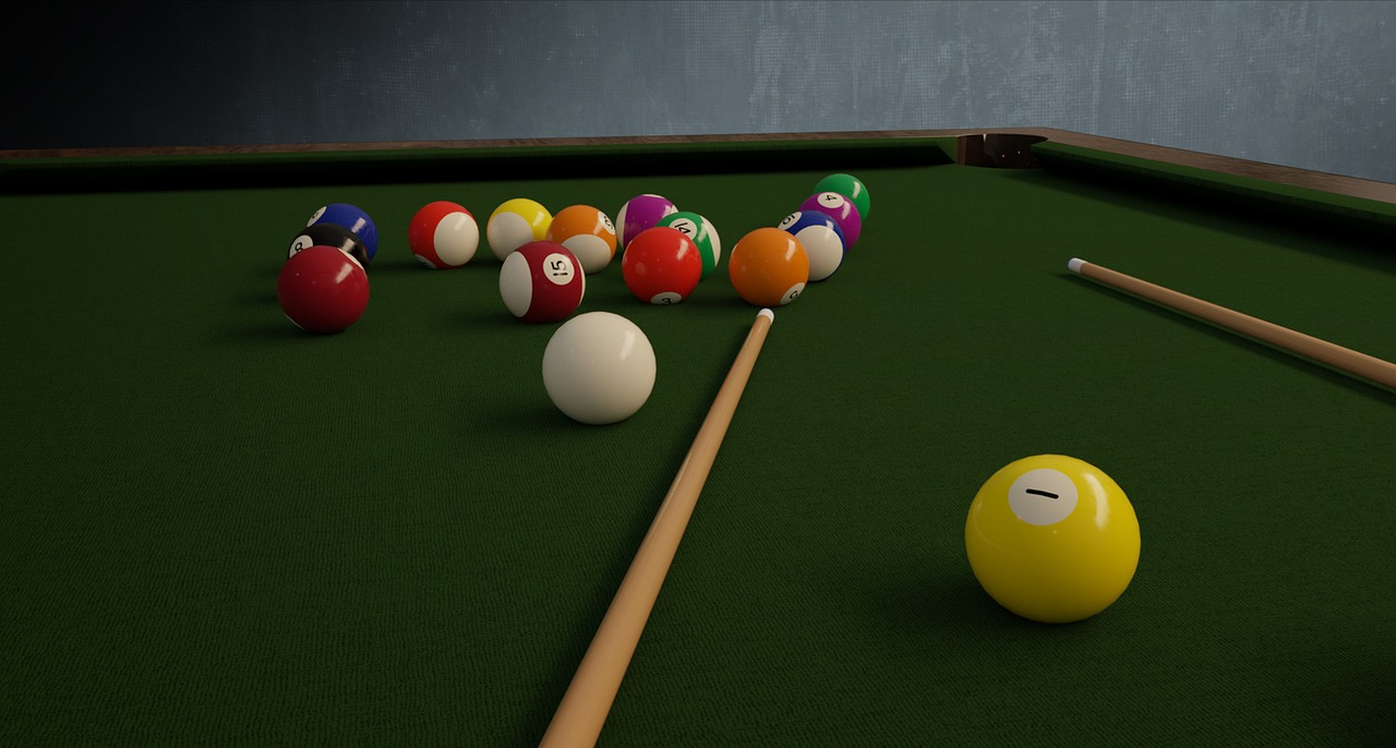 Pool table movers in NJ will know best how to handle your pool table.