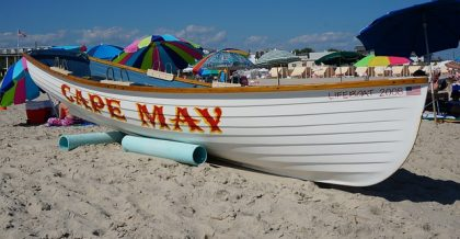 visiting Cape May is fun for singles in Atlantic City