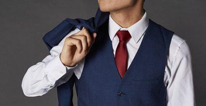 elegant man